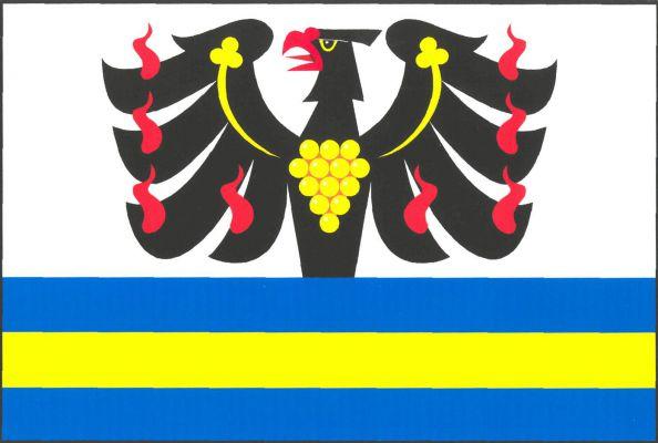 Dřetovice - vlajka