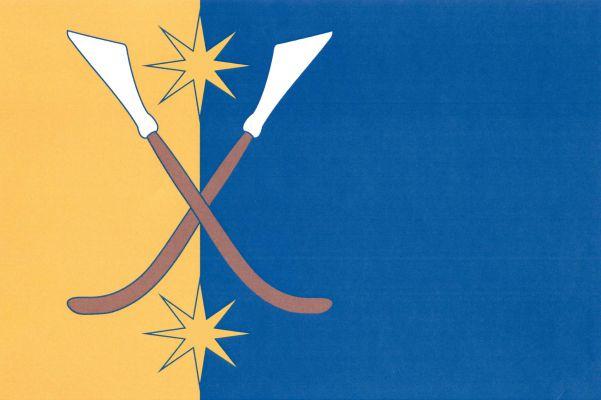 Držovice - vlajka