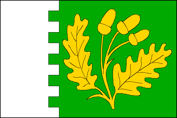Dubicko - vlajka
