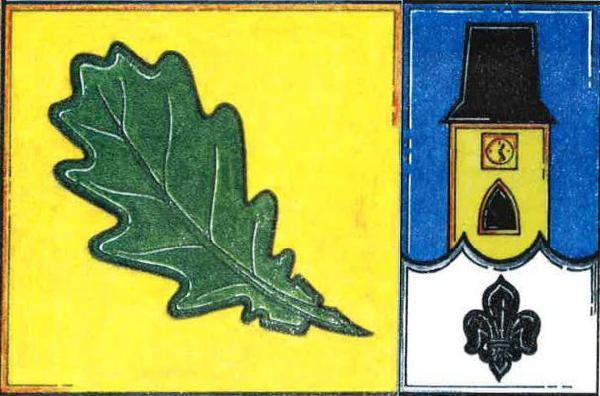 Dubné - vlajka