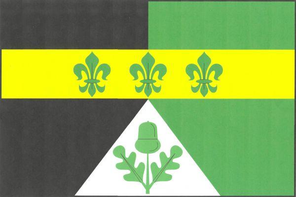 Dubno - vlajka