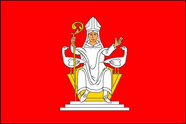 Frenštát pod Radhoštěm - vlajka