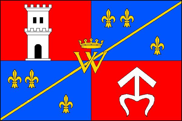 Fulnek - vlajka