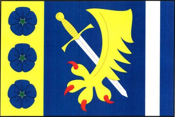 Háje nad Jizerou - vlajka