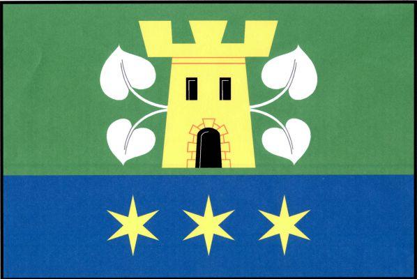 Hájek - vlajka