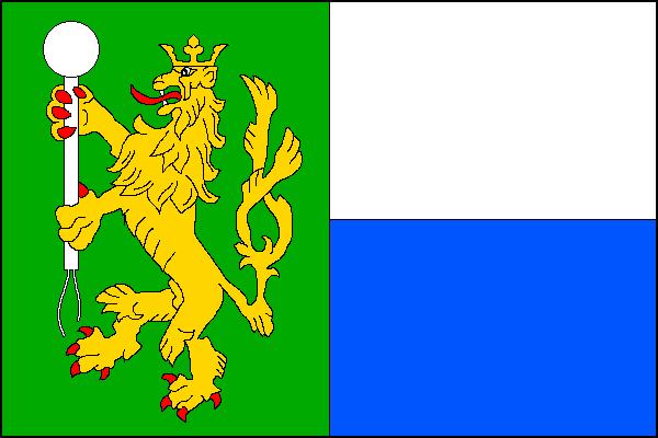 Hamry - vlajka