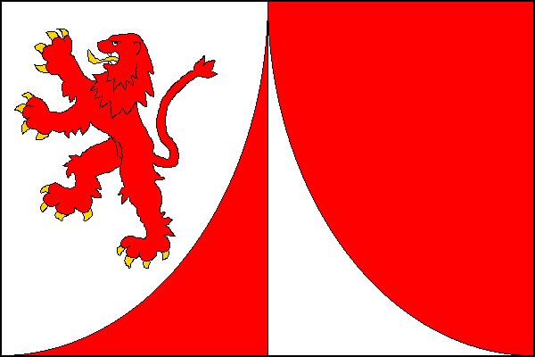 Hazlov - vlajka