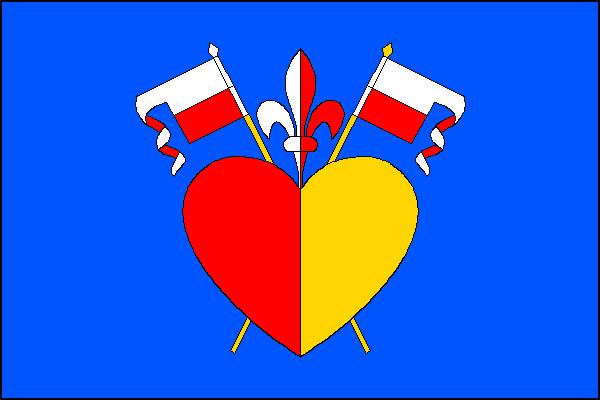 Hluboké Mašůvky - vlajka