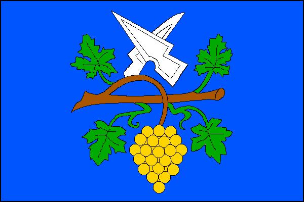 Hodějice - vlajka