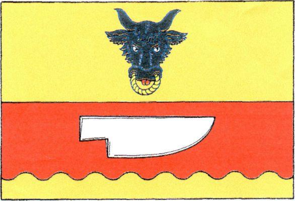 Hodonín - vlajka