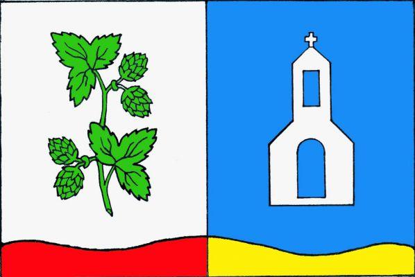 Holedeč - vlajka