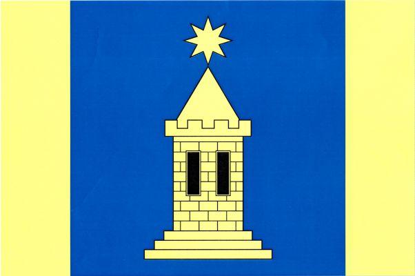 Holešov - vlajka