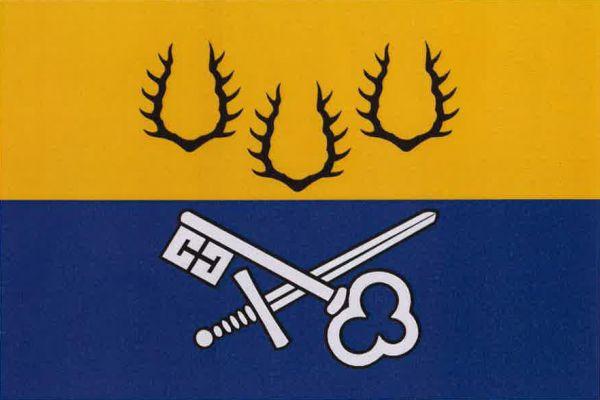 Holýšov - vlajka