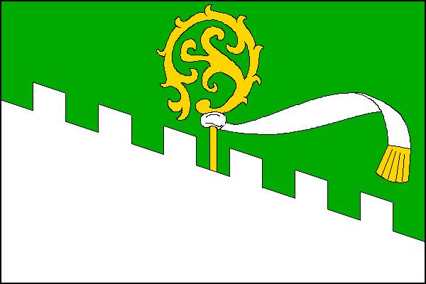 Horka nad Moravou - vlajka