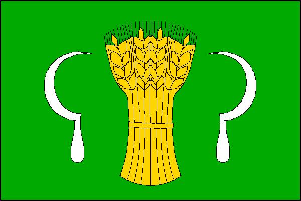 Horní Bludovice - vlajka