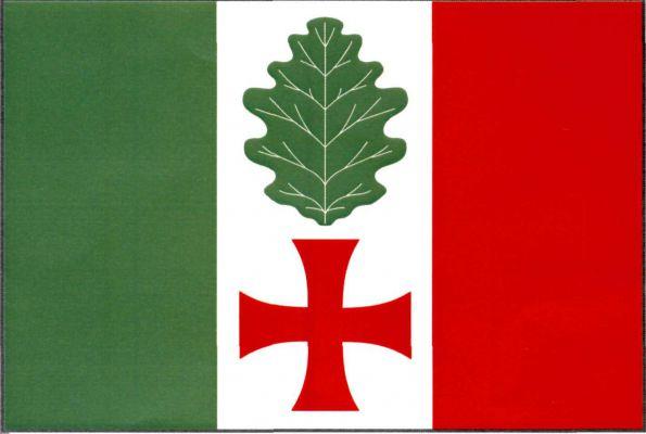 Horní Dubňany - vlajka