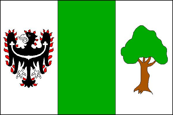Horní Lideč - vlajka