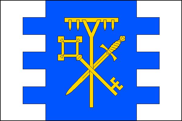 Horní Němčí - vlajka
