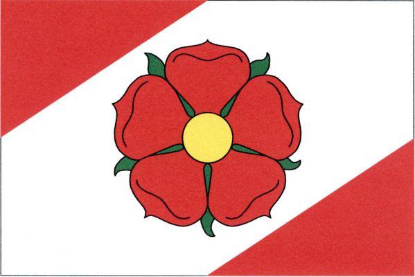 Horní Stropnice - vlajka