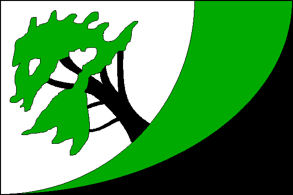 Horní Suchá - vlajka