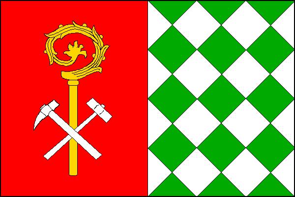 Horní Životice - vlajka