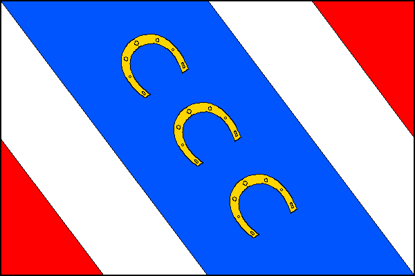 Horoměřice - vlajka