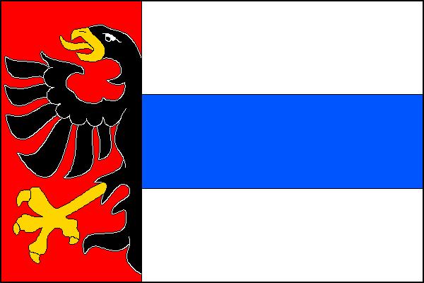 Hořovice - vlajka