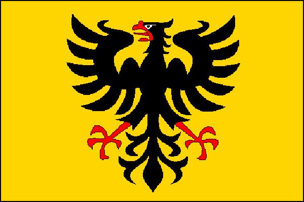 Hostěradice - vlajka
