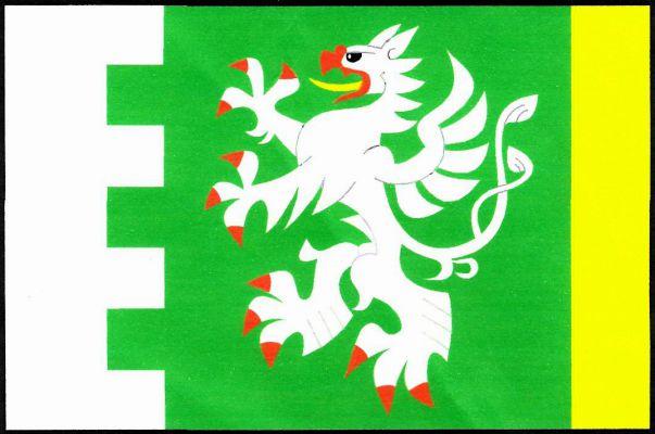 Hradec nad Svitavou - vlajka