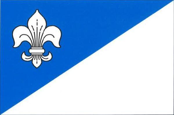 Hrádek nad Nisou - vlajka