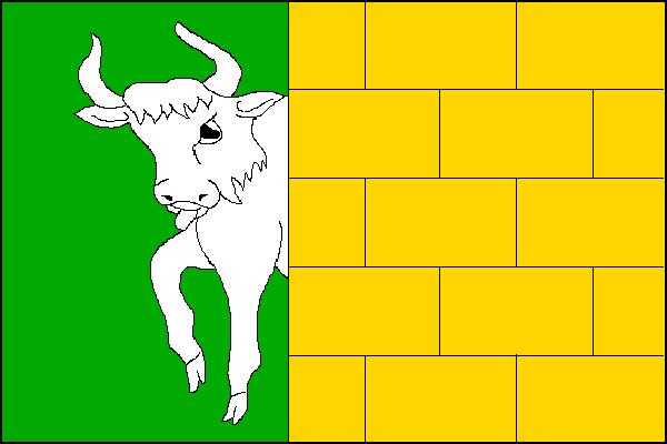 Hředle - vlajka