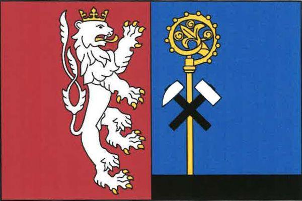Hrob - vlajka