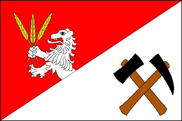 Hůry - vlajka