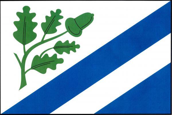 Hvozdnice - vlajka
