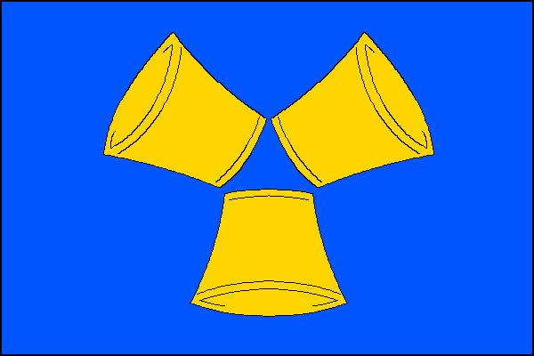 Ivančice - vlajka