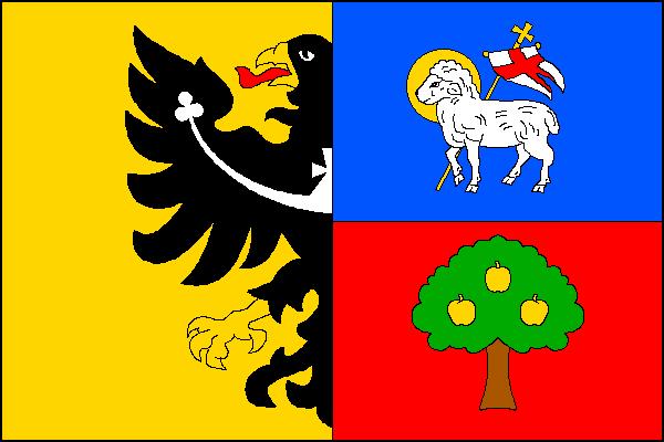 Jablunkov - vlajka