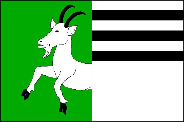 Jámy - vlajka