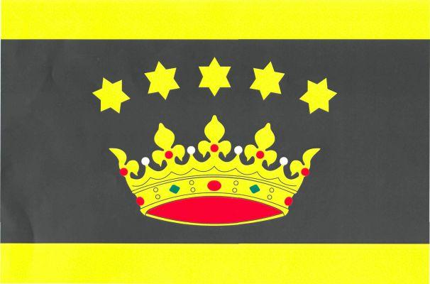 Jankov - vlajka