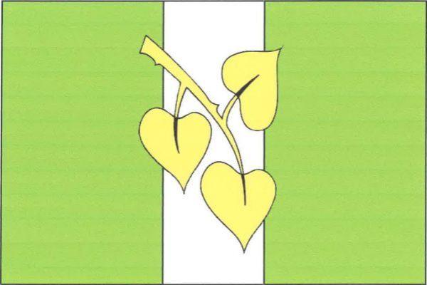 Jankovice - vlajka