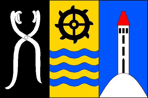 Janov nad Nisou - vlajka