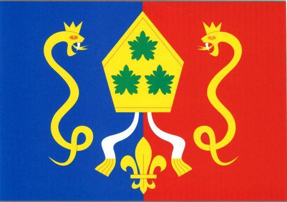 Jarpice - vlajka