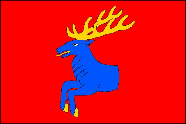 Jedovnice - vlajka