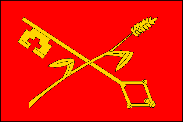Jesenice - vlajka