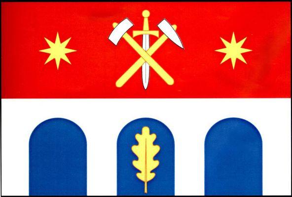 Jezdovice - vlajka