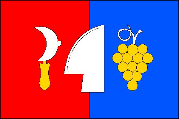 Jezeřany-Maršovice - vlajka