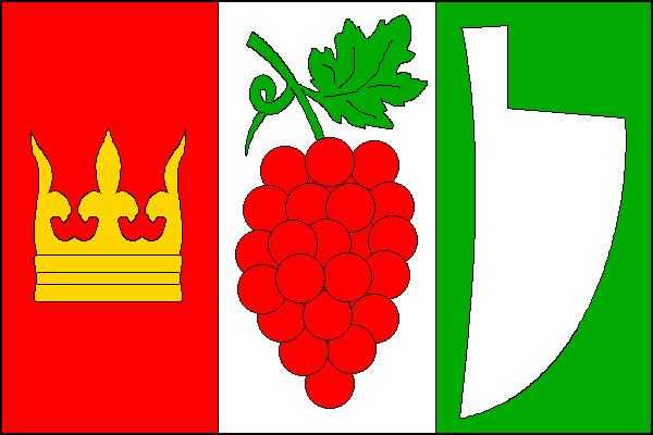 Josefov - vlajka