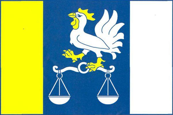 Kamenná - vlajka