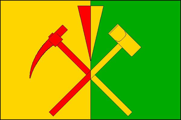 Kamenné Zboží - vlajka
