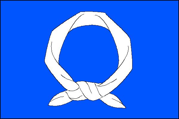 Kamenný Přívoz - vlajka