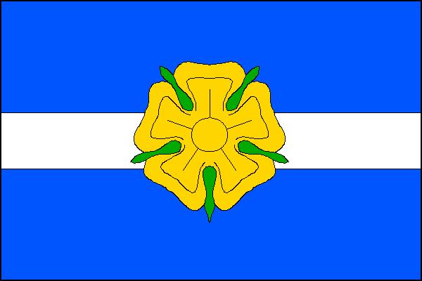 Kardašova Řečice - vlajka